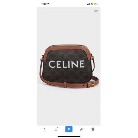 人気話題コラボ セリーヌ CELINE 斜めがけ本当に届くスーパーコピー国内安全後払い代引きサイトline