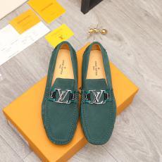 人気新作 LOUIS VUITTON ヴィトン メンズ牛革定番防滑おしゃれコンビネーションしやすい耐磨2色スーパーコピーブランド代引き靴