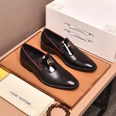 ヴィトン LOUIS VUITTON  新作ビジネス革靴高品質3色最高品質コピー