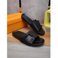 LOUIS VUITTON ルイヴィトン カジュアルシューズ牛革防滑おしゃれコンビネーションしやすい軽量スリッパ 人気商品fashion最高品質コピー靴代引き対応工場直売店