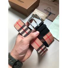 Burberry バーバリー 百搭 ベルトカジュアル牛革おしゃれ 幅3.5cm3色ブランドコピー n級品優良サイト届く